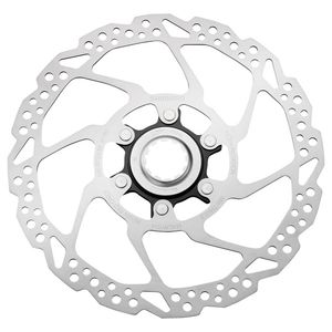 Shimano Deore SM-RT54 Bremsscheibe Center Lock silber  Durchmesser 180mm