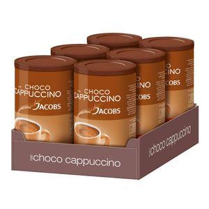 JACOBS Typ Choco Cappuccino 6 x 500 g Cappuccinopulver löslich 6 Dosen
