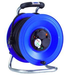 HEDI K2Y33N2TF Kunststoff-Kabeltrommel Professional 33 m 3x2,5 mm² für Außen *NEU*