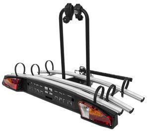 Fahrradträger Merak Rapid 3 für 3 Räder Heckträger abschließbar für Anhängerkupplung klappbar