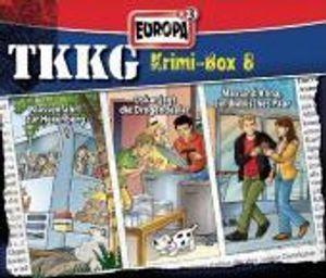 Tkkg-TKKG Krimi Box 08