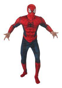 Spiderman Deluxe Kostüm, Größe:XL