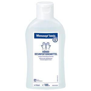 Hartmann Handdesinfektionsmittel Manusept basic, 100 ml