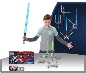 Hasbro Star Wars Jedi Master Lichtschwert