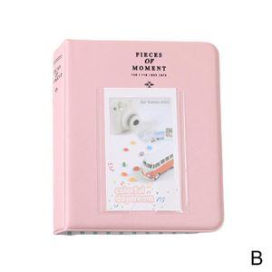 64 taschen Mini Instant Polaroid Foto Album Einsatz Album 8,4 X6CM Bild Fall Lagerung fš¹r Fujifilm Instax Mini Film karte album