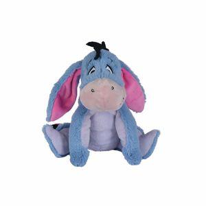 Simba Disney Cuddle Refresh I-Aah, Kuscheltier, Stofftier, Plüschtier, Winnie Puuh, Esel, 25 cm, 6315872671