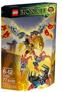 LEGO® BIONICLE® - 71303 Ikir Kreatur des Feuers