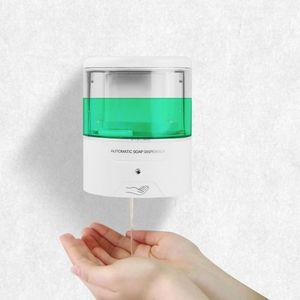 Raylang Avon Automatic 600ML Wand-Infrarotsensor Berührungsloser Küchenseifenlotionsspender für das Badezimmer in der Küche