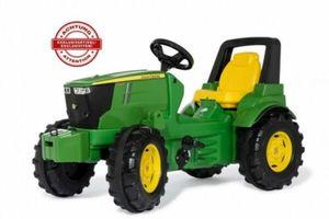 Rolly Toys Farmtrac John Deere 7310R Traktor Trettraktor 700240