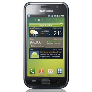 "Samsung GT-I9000 Galaxy, 10,16 cm (4""), 480 x 800 Pixel, 16,0M, 1 GHz, 32 GB, 2000 MB"
