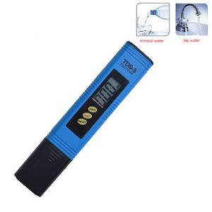 PH Messgerät, Wassertester für Pool, Trinkwasser pH-Wert und Wasserhärte