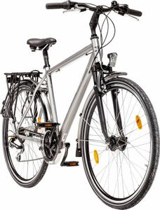 Zündapp Alu-Herren-Trekkingbike Silver 3.0, 28 Zoll