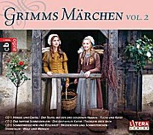 Gebrüder Grimm-Grimms Märchen Box 2 (3 CD)