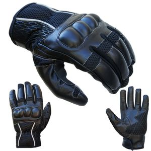 Motorradhandschuhe Sommer Motorrad Handschuhe kurz Damen Herren