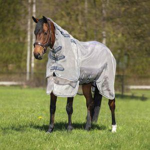Horseware Rambo Protector - Oatmeal/Navy, Größe:145