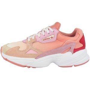 adidas Originals Falcon W Damen Sneaker Mehrfarbig Schuhe, Größe:38