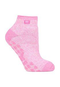 HEAT HOLDERS - Damen Kurz Unsichtbar Abs Thermo Sneaker Socken 37-42 eur