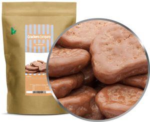 Choco Milky Banana - Bananenscheiben mit Vollmilchschokolade - ZIP Beutel 400g