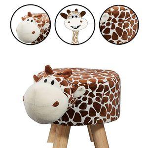 Hocker Giraffe ca. H30 cm Kinderzimmer