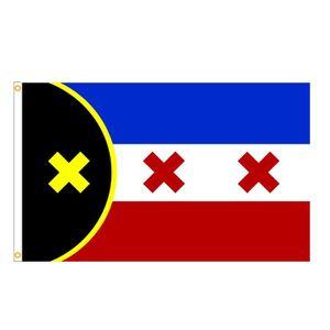 Digitaldruck 1-3 Tage Lieferzeit (A) $ Lmanburg Traum Traum SMP 2020 Flag Banner Outdoor-Polster grommetted verblassen