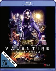 Valentine - The Dark Avenger (BR) Min: 97DD5.1WS - Alive AG  - (Blu-ray Video / Action)