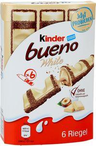 Ferrero kinder bueno white 6 Riegel 117 g