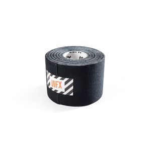 1 Rolle Kinesiologielogie Tape 5cm x 500cm Kinesiologielogische Sport-Bandage Klebeverband Physio- / Reha-Pflaster 100% Baumwolle, wasserresistent