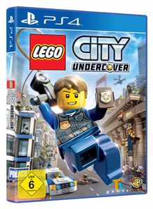 Lego City Undercover - Konsole PS4