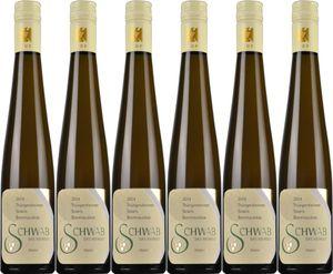 6x Solaria Beerenauslese 2014 – Gregor Schwab, Franken – Weißwein