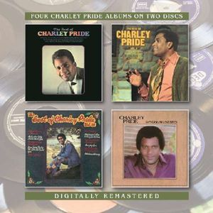 Charley Pride - Best Of Charley Pride / Greatest Hits -   - (CD / Titel: A-G)