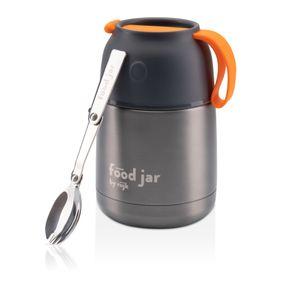 Food Jar Thermobehälter, Edelstahl Isolierbox für warmes Essen, meal prep und Babynahrung