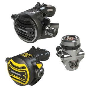 Apeks Atemregler XTX 200/40 Set incl. Octopus XTX40 (DIN)