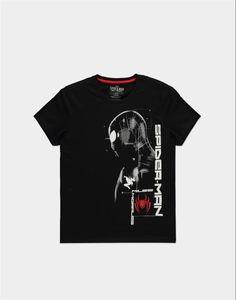 Spider-Man - Miles Morales - Silhouette - T-Shirt Black-S