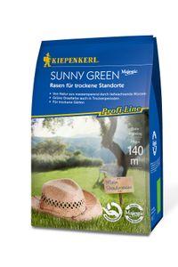 Kiepenkerl Profi Line Sunny Green Rasen für trockenen Standorte 4kg