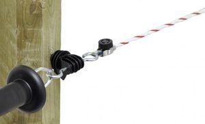 Seil-/Litzen-Schnellverbinder für Torgriff, 4 Stück
