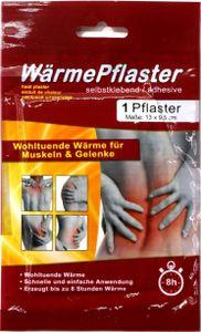 10er Set Wärmepflaster | Wärmepad Rücken Nacken | Wärmekissen| Wärme Pflaster