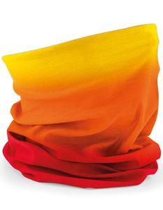 Damen Morf Ombré - Farbe: Sunset Reds - Größe: One Size