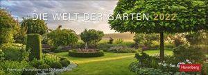 Die Welt der Gärten Kalender 2022