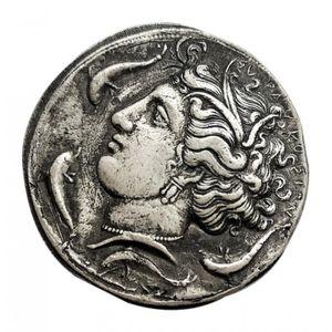 1 Stück Gedenkmünze Artemis 36mm Silber Sammlermünze