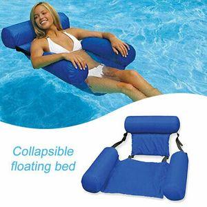 Multifunktions-Schwimmstuhl für schwimmende Schwimmstuhlsitze Swimming Pool Float Chair