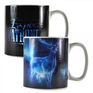 Harry Potter Tasse mit Thermoeffekt Patronus