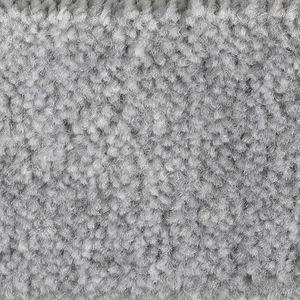 Teppichboden, Auslegware, Meterware, 500 cm x 300 cm, hellgrau, Schlinge