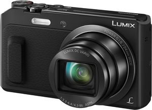 Panasonic Lumix DMC-TZ58 Kompaktkamera schwarz