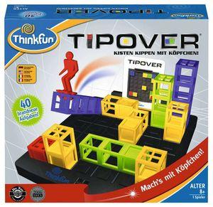 Thinkfun Familienspiel Logikspiel Tipover 76319