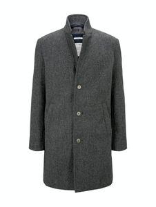 Tom Tailor Denim Herren Jacke 1023182 Grey Melange Twill