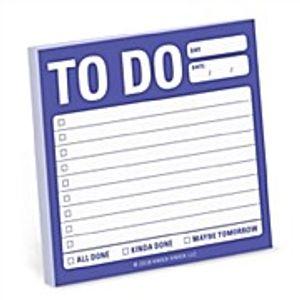 Sticky Notes 'To Do'