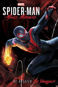 Pyramid Spider-Man Miles Morales Cybernetic Swing Poster 61x91.5cm.
