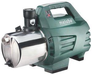 Metabo Hauswasserautomat HWA 6000 Inox 1300 Watt