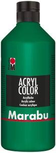 Marabu Acrylfarbe Acryl Color 500 ml saftgrün 067