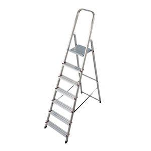 KRAUSE Corda Stufen-Stehleiter 7 Stufen